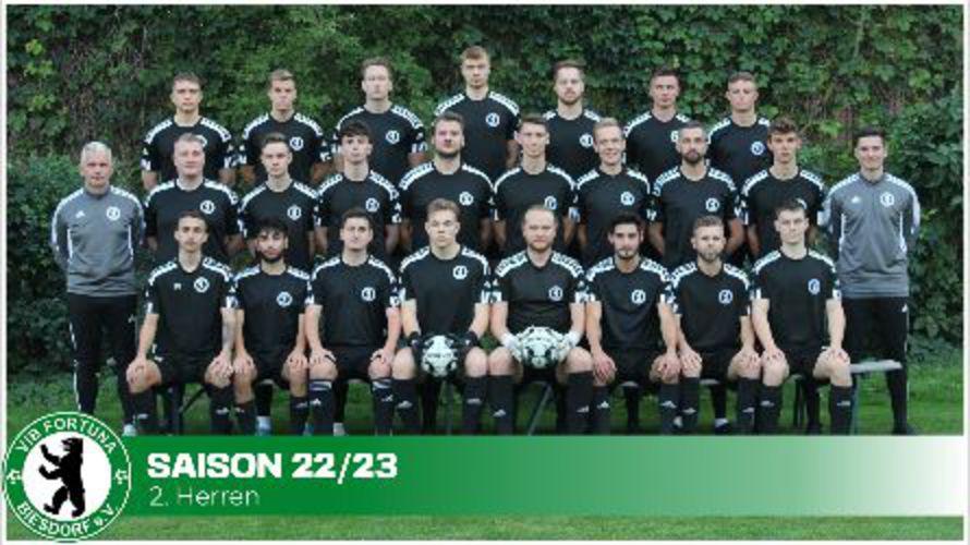 VfB Fortuna Biesdorf II (Herren)