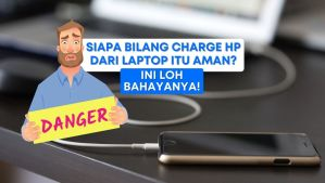 Bahaya Nge-ChargeSmartphone Menggunakan Laptop-PemmzTechie