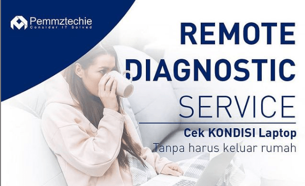 Diagnosis Laptop #dirumahaja