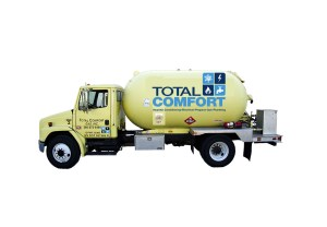 Complete Propane Services and Delivery
