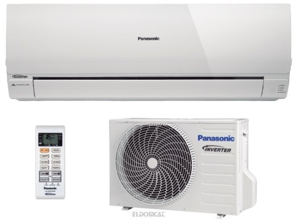 AC Panasonic Inverter 1 PK