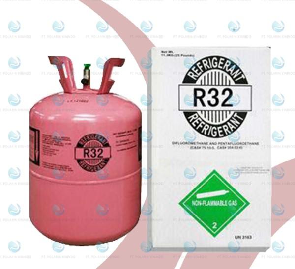 Refrigerant 32