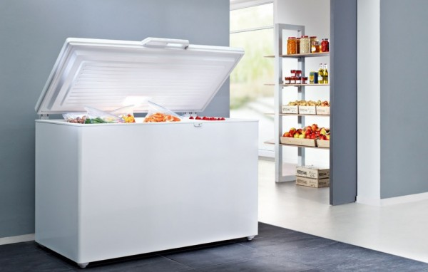 mesin pendingin suhu freezer