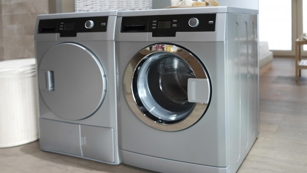 gambar mesin cuci front loading