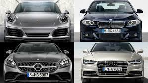 Les marques de voitures allemandes sont performantes