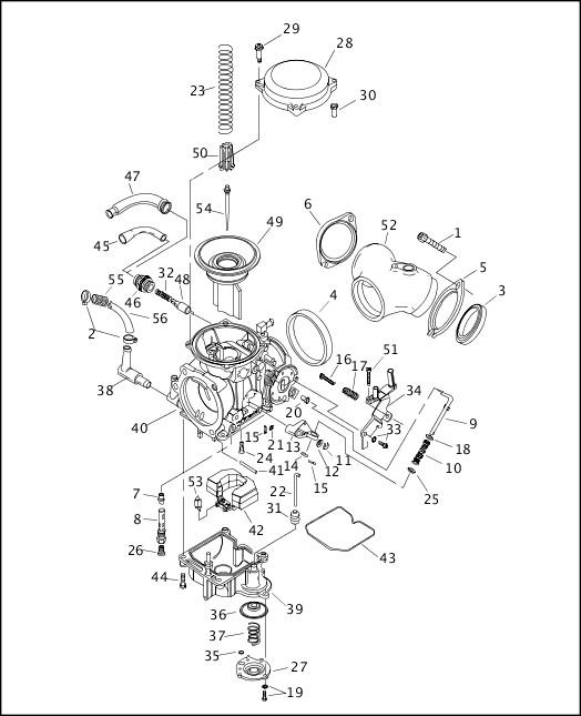Harley Fatboy Parts Diagram