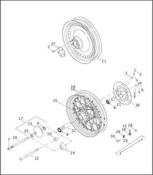 2009 Softail Wiring Schematic  Wiring Diagram Pictures