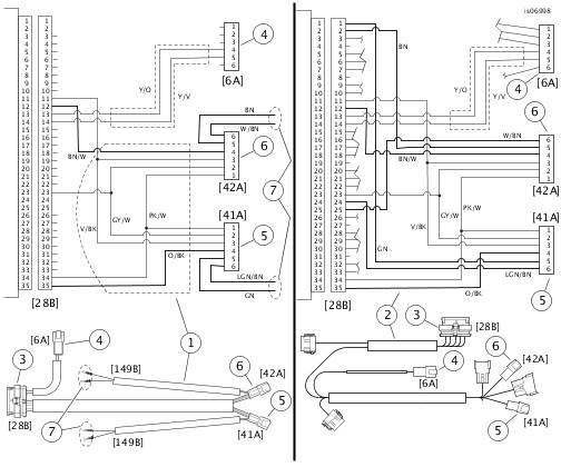 harmon kardon harley radio wiring diagram harley radio