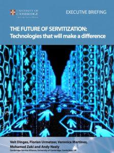 CSA Study on technology & Servitisation