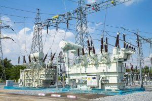 Transformer Switchyard