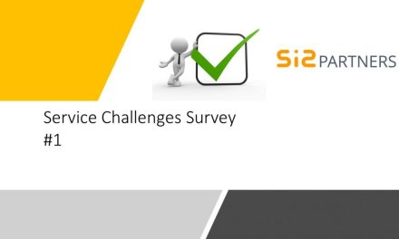 Service Challenges Survey – Results