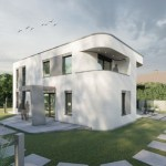 3D Printing for Residential Buildings: Germany's First Building is Under Construction | Arch Daily