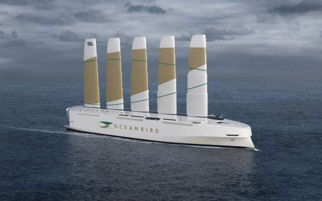 Sweden's new car carrier is the world's largest wind-powered vessel | CNN