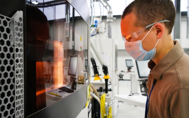 GM Opens Its First Major 3D Printing Facility for Production Car Parts | The Drive