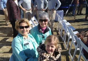Vidant Topping Ceremony 2016