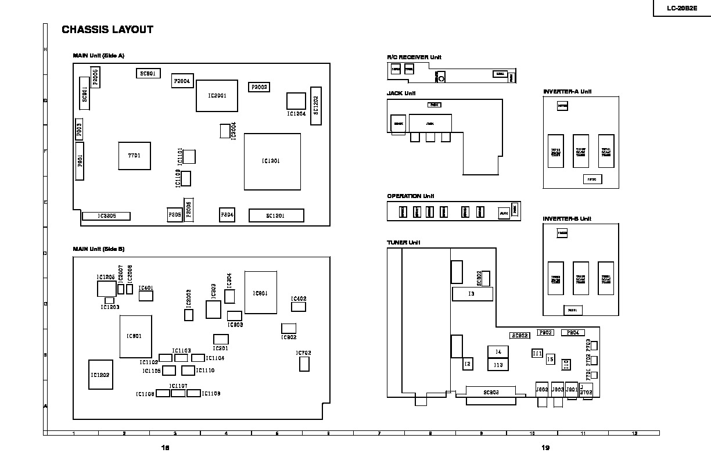 Sharp Lc 20b2e Servn5 Service Manual