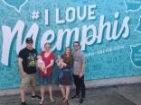 Exploring Memphis!