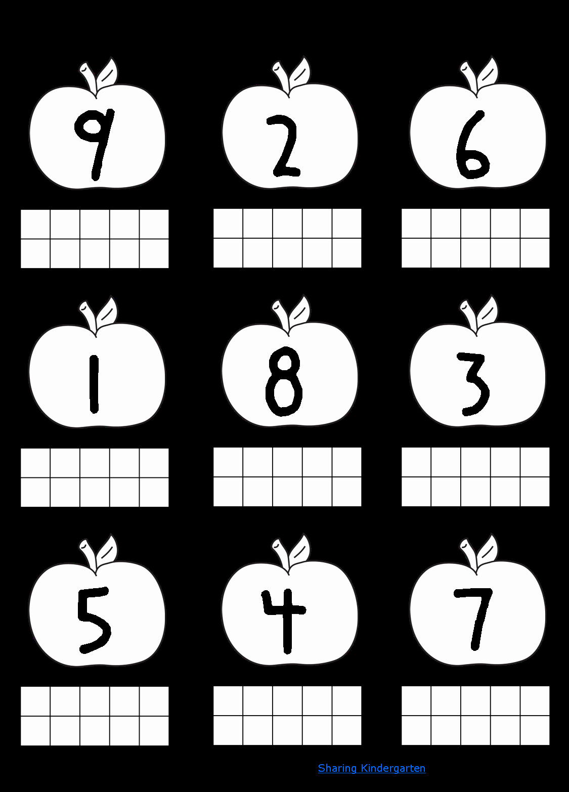 Kindergarten Math Worksheet Sun Servicenumber