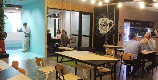 6 raffles quay serviced office coworking space for rent (5)