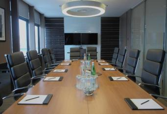 Singapore Land Tower Boardroom 2