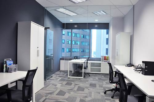 MYP Centre Sample Office with director office inside