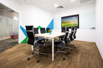 Telepark Serviced Office for Rent meeting room