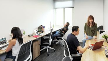 MacDonald House Serviced Office for Rent