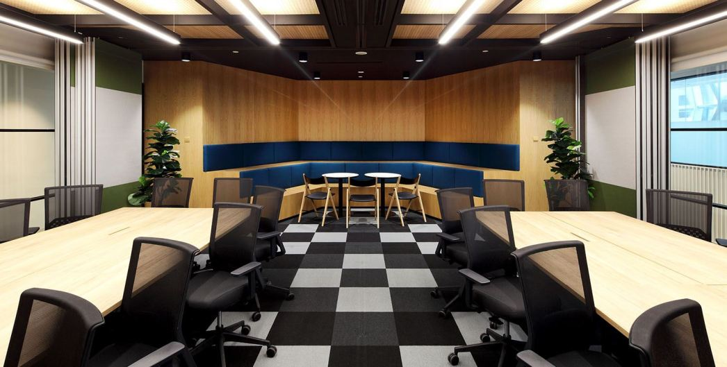 UIC Building shenton way Serviced Office coworking space for rent
