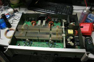 Επισκευή Ενισχυτή Crown xti 4000 amplifier Repair