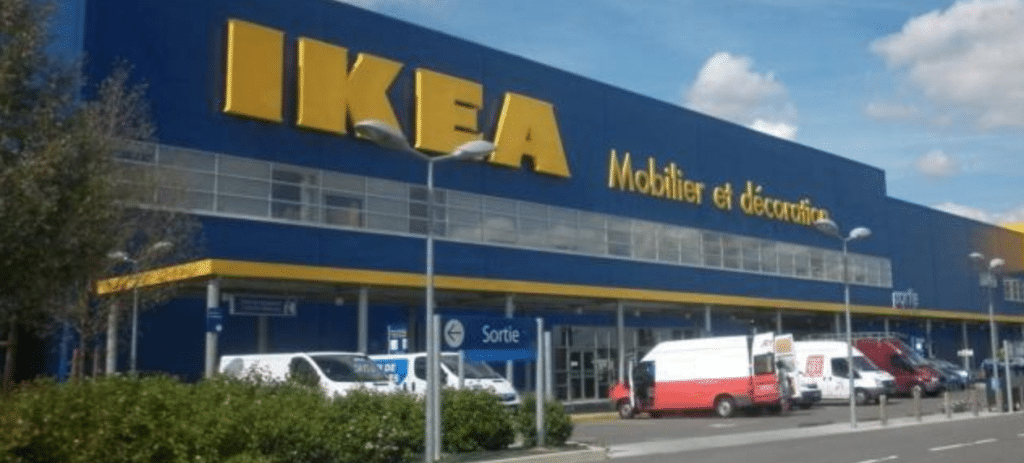 service client ikea telephone