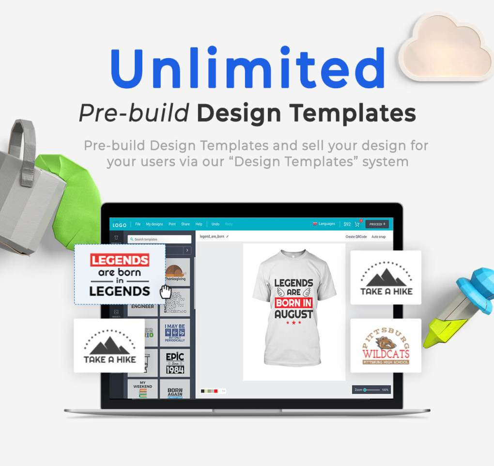 Lumise Product Designer | WooCommerce WordPress 14