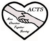 Area Churches Together Serving logo