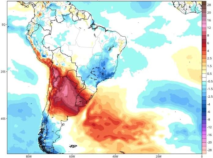 Temperaturas altas Veranito de San Juan
