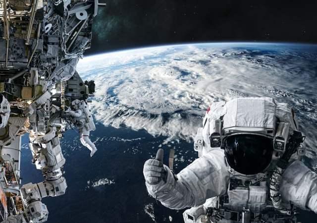 Cepas de bactérias espaciais