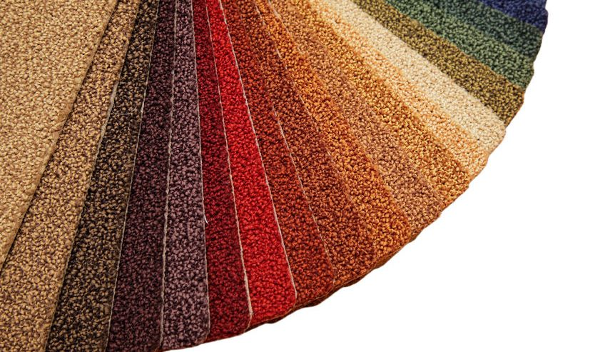 Carpet Dyeing Pros and Cons   ServiceWhale Carpet color samples