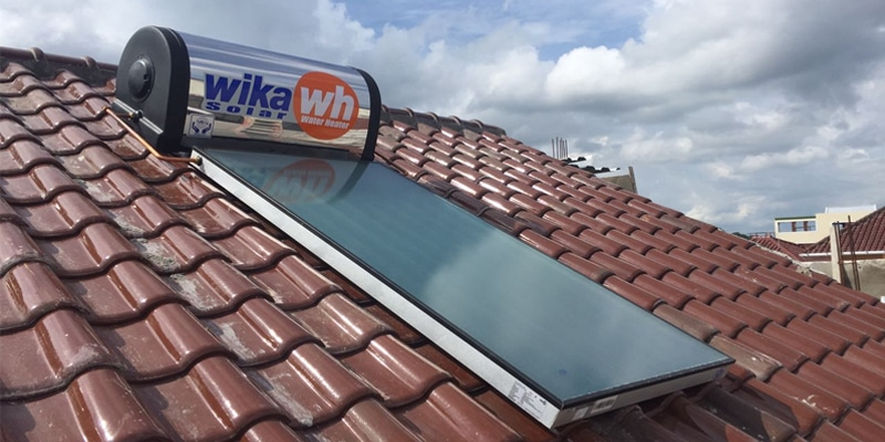 service center wika solar water heater