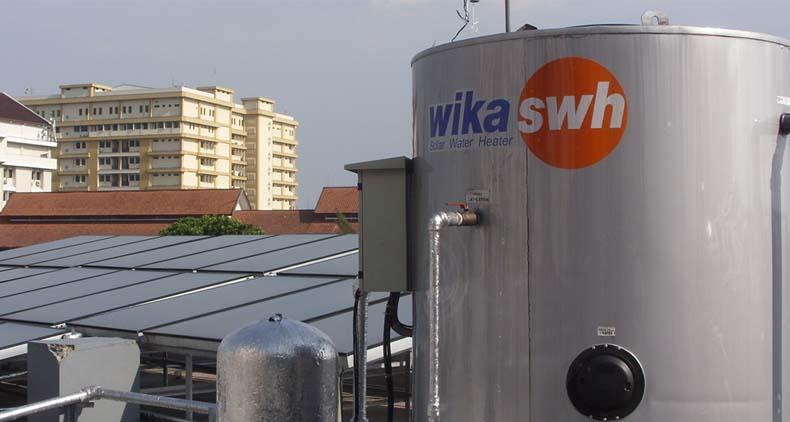 service center wika depok