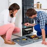 servicio técnico neveras, técnicos de frigorifícos, reparación de nevera edesa