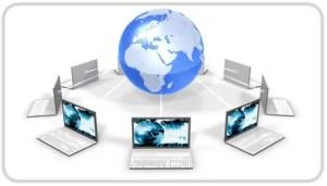 White Laptops Aroun The World
