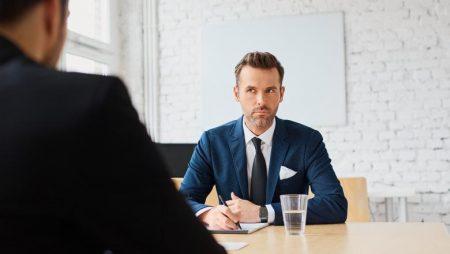 Interviul de angajare