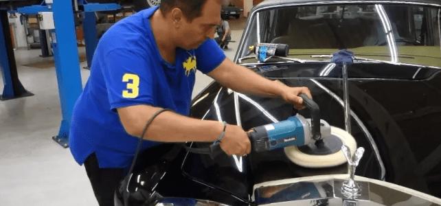 Polish și curățare interioară auto profesională în București