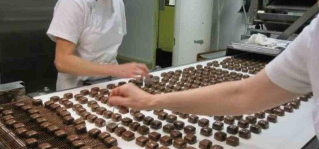 Fabrică de ciocolată Elveția