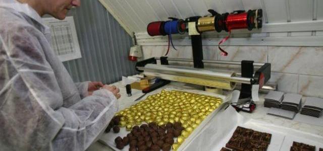Depozit de dulciuri Germania