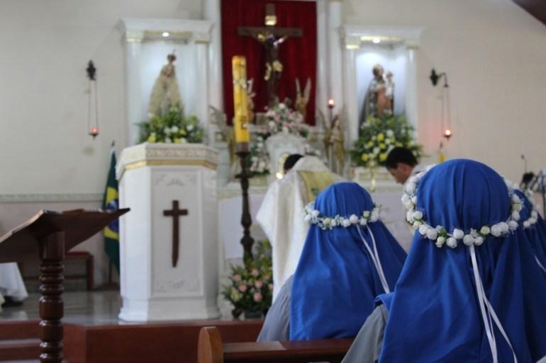 primeros votos brasil - apostolicas contemplativas