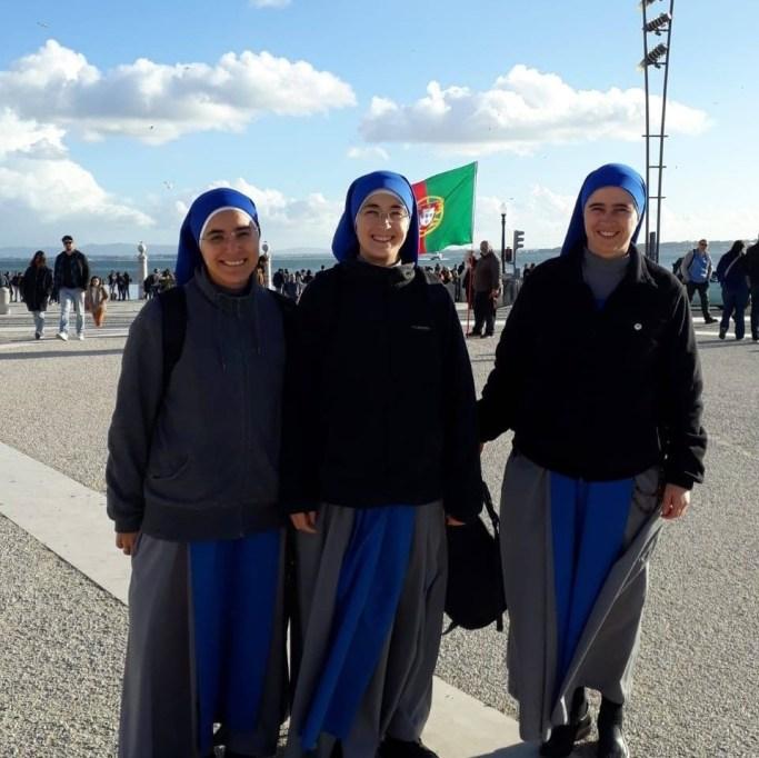 """primer aniversario de fundación de la comunidad """"Nuestra Señora de Fátima"""""""