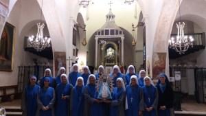 consagración a María Santísima