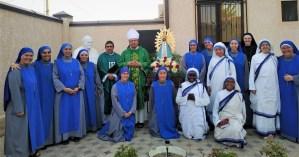 fundación de contemplativas en Tayikistán