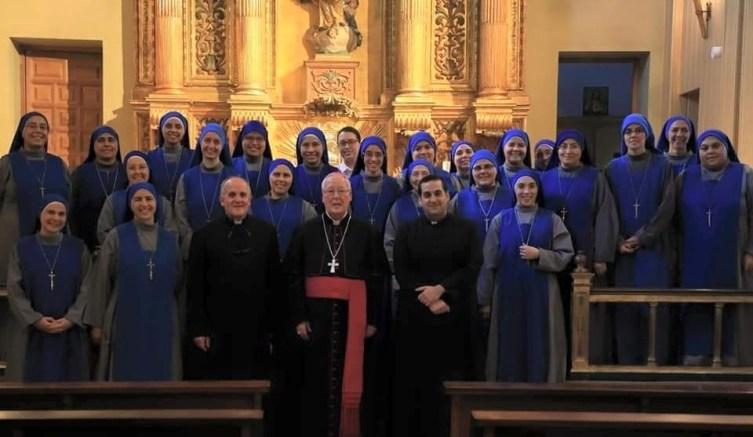 """Monasterio """"San Juan Bautista de la Concepción"""" en la Diócesis de Alcalá de Henares, Madrid"""