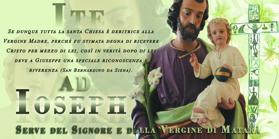 Devozione a San Giuseppe