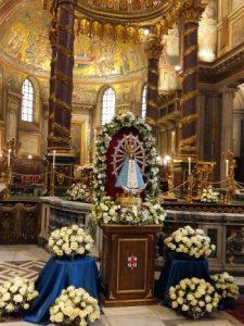 La Virgen de Lujan Vocaciones